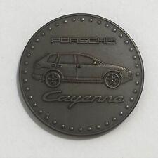 M39)) Medaille Porsche Cayenne 2003, ø40mm