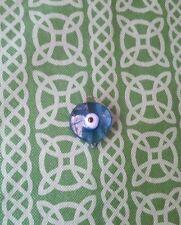 Evil Eye Eastern Glass Blue Vintage Decorative Piece Free Shipping