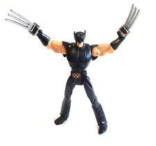 "Marvel Universe X Men Wolverine in Black Costume 3.75"" figure RARE"