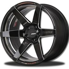 New Arrivals Cosmis S1 Wheels 18x8.5 +35, 18x9.5 +15, 18x10.5 +5 pcd 5-100