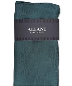 Alfani Mens Silk Twill Pocket Square $35