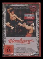 DVD BLOODSPORT - FSK 18 - ACTION CULT - JEAN-CLAUDE VAN DAMME *** NEU ***