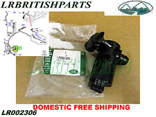 LAND ROVER WINDSHIELD MOTOR AND PUMP WASHER LR2 OEM NEW  LR002306
