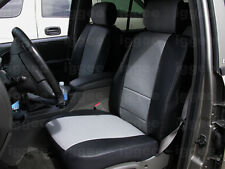 GMC ENVOY 2003-2009 LEATHER-LIKE CUSTOM FIT SEAT COVER