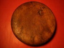 §§§§  Ancien dessous de plat  en bois  §§§§ 6