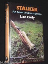 Stalker: An Anna Lee Investigation - Liza Cody - 1984-1st Collins Crime Club HB