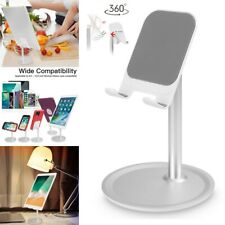 Aluminum Cell Phone Stand Desk Table Holder Cradle Dock For iPhone tablet ipad