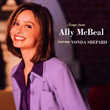 Ally McBeal (Original Soundtrack) by Various Artists/Vonda Shepard (CD, 1998)