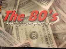 The 80s: A Game for Your Generation, Classic Real Estate Trading Board Game