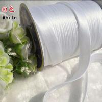 Satin Edge Bias Binding Taperoll Sewing Trim Ribbon DIY Wedding Decor