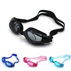 Adult Non-Fogging Swimming Goggles Swim Glasses Adjustable UV Protection New