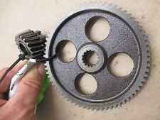1970 Hodaka Ace 100-B first and second gears from crankshaft