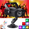 LED Water Wave Laser Projector Stage Lighting DJ KTV Disco Party Lamp +  1   9
