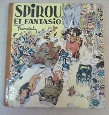 spirou et fantasio par franquin dupuis 1948