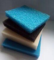 Aquarium Fish Tank Bio Sponge Foam Filter Pad Mesh Biological Biochemical