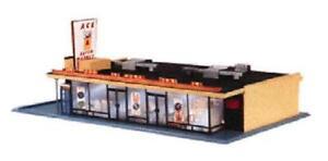 "HO Scale - Ace Super Market ""BUILDING KIT"" Life-Like 433-1330"