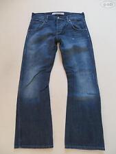 Wrangler L30 indigo/dark-wash Herren-Jeans