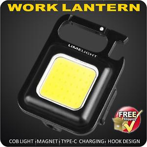 LED CAMPING WORKSHOP EMERGENCY 4X4 FLOODLIGHT 500 lm BOTTLE OPENER KEY CHAIN AU