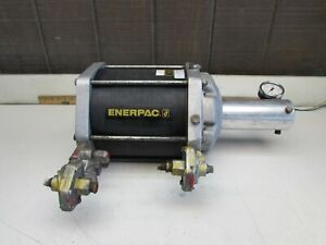 ENERPAC B3308 , AIR HYDRAULIC BOOSTER , 3300 psi , GOOD TAKEOUT! MAKE OFFER!