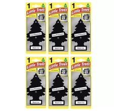 5 X BLACK ICE MAGIC TREE AIR FRESHENER CAR HOME VAN OFFICE TOILET TAXI MINI CAB