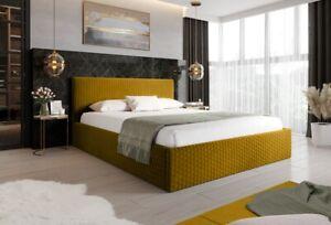 VIVIEN Polsterbett Ehebett Hotelbett 140x200 cm 160x200 cm 180x200 cm