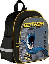 BATMAN Gotham Guardian kids KINDERGARDEN PRESCHOOL BACKPACK mini JUNIOR BAG