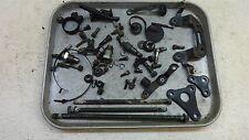 1985 Suzuki GV700 GV 700 GL Madura S569' misc parts bolts mount brackets