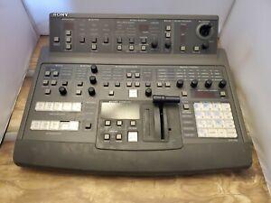 Broadcast Switch desk, Sony DFS-500