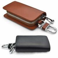 Key chain Men Car Key bag Genuine Leather  2017 For Universal Car Car case