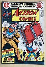 ACTION #414 July 1972 DC Comics  ***GREAT SHAPE!!!***