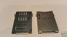 lettore slot card reader contatti Sim per TABLET dimensioni slot 18,7 * 27,1 mm
