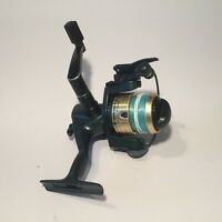 Genuine Vintage ZEBCO Quantum SX 4-Ball Bearings Anti-Reverse Drag Spinning Reel