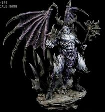 140mm Axe Hell Warcraft Resin Figure Model Kit Unassembled GK UK Stock.
