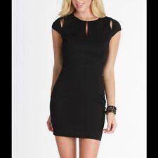 NEW Black Keyhole Cut Dress Size Small, Medium or Large