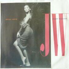 New listing JODY WATLEY:  REAL LOVE (2 VERSIONS):  NEAR MINT ORIGINAL SINGLE FROM 1989