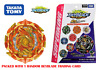 TAKARA TOMY BEYBLADE BURST Sparking B164 4 Tact Diabolos 2Glaive Low Gen Confirm