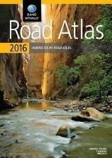 Rand McNally 2016 Road Atlas (Rand McNally Road Atlas) , Rand McNally