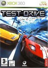 TEST DRIVE UNLIMITED           -----   pour X-BOX 360
