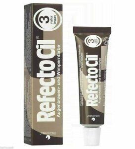 REFECTOCIL Eyelash Brow Tint Colour #3 NATURAL BROWN 15ml Genuine Au REFECTOCIL
