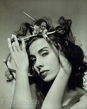 1941 BALLET TAMARA TOUMANOVA Dance Glamour 13x10 Photo Art By GEORGE PLATT LYNES