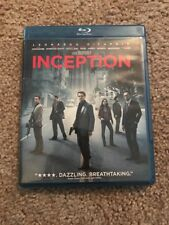 Inception (Blu-ray Disc, 2010)