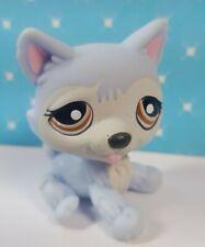 Littlest Pet Shop LPS Figur #1046 Husky Hund