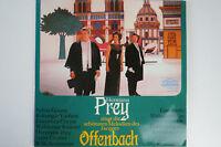 Hermann Prey singt die schönsten Melodien des Jaques Offenbach Parnass 79493LP19
