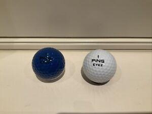 ping eye 2 golf balls N1