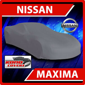 Fits. [NISSAN MAXIMA] CAR COVER- Ultimate Full Custom-Fit All Weather Protection