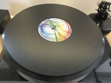 Funk Firm Achromat 5.0mm Turntable Platter Mat (FREE MICROFIBRE RECORD CLOTH)