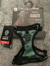 """Canada Pooch """"CAMO"""" The Everything No pull Dog Harness Size Small/S CP02197"""