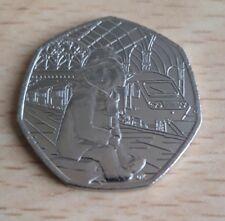 Moneda de la estación de Paddington Bear 50p X 1 Uncirculated
