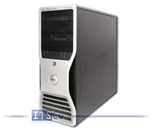 WORKSTATION DELL PRECISION T5400 QUAD-CORE XEON E5440 8GB 160GB DVD WIN 7 PRO