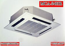 Air Conditioner Reverse Cycle Four-way Cassette/Ceiling 24000/28000Btu MCA-24HR